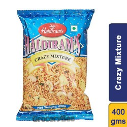 Crazy Mix Haldirams 400g