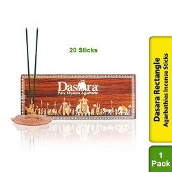 Cycle Dasara Rectangle Agarbathies Incense Sticks