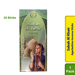 Cycle SABAH AL KHAIR Agarbathies Incense Sticks