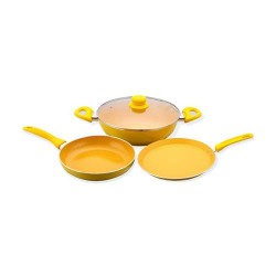 Da Vinci Set Yellow Wonderchef
