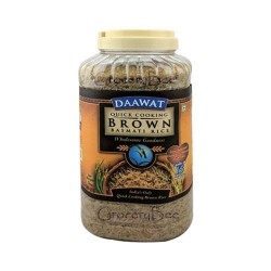 Daawat Brown Basmati Rice 5kg
