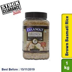Daawat Brown Basmati Rice Clearance Sale