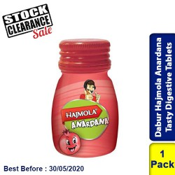 Dabur Hajmola Anardana Tasty Digestive Tablets Clearance Sale