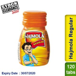Dabur Hajmola Regular Tasty Digestive Tablets Clearance Sale