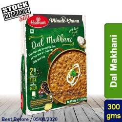 Dal Makhani Haldirams 300g Ready to Eat Clearance Sale