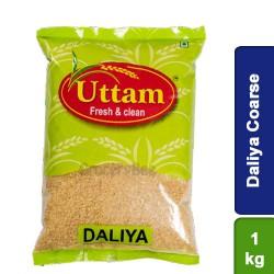 Daliya Coarse 1kg Uttam