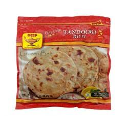 Deep Tandoori Roti 5pcs