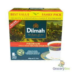 Dilma Premium Tea Bags