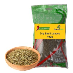 Dry Basil Leaves 100g