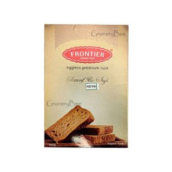 Frontier Eggless Premium Rusk 400g