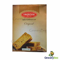 Frontier Eggless Premium Rusk