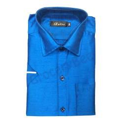 Ethnic Shirt Blue