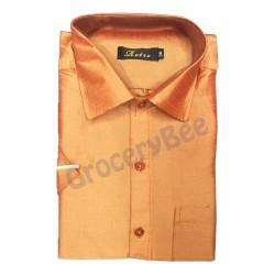 Ethnic Shirt Gold