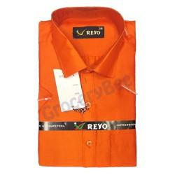 Ethnic Shirt Orange