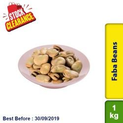 Faba Beans 1kg - Clearance Sale
