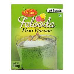 Falooda Dessert Mix Pista Flavour