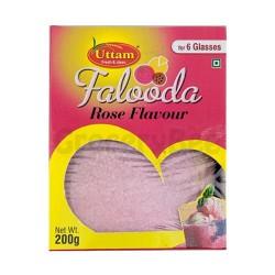 Falooda Dessert Mix Rose Flavour