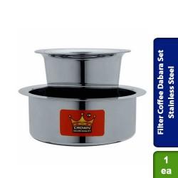 Filter Coffee Dabara Set Stainless Steel