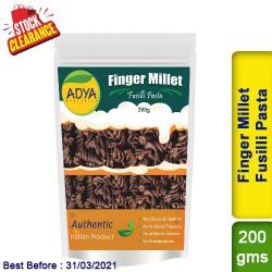 Finger Millet Fusilli Pasta / Ragi Nachni Kezhvaragu Clearance Sale
