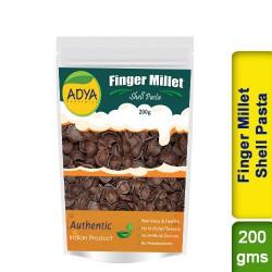 Finger Millet Shell Pasta / Ragi Nachni Kezhvaragu