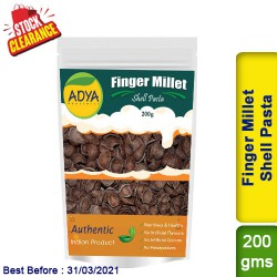 Finger Millet Shell Pasta / Ragi Nachni Kezhvaragu Clearance Sale
