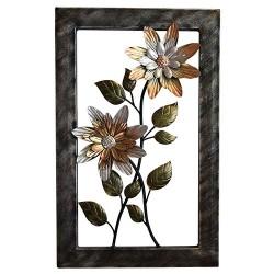 Flower Frame, 14 X 22 Inch