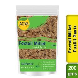 Foxtail Millet Fusilli Pasta / Kang Tenai Thinai Korra