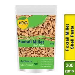 Foxtail Millet Shell Pasta / Kang Tenai Thinai Korra