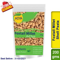 Foxtail Millet Shell Pasta / Kang Tenai Thinai Korra Clearance Sale