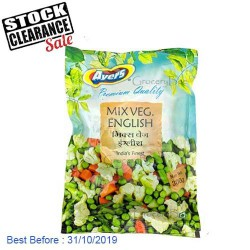 Frozen Mix Veg English Clearance Sale