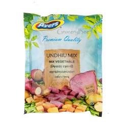 Frozen Mix Vegetables Gujarati Undhiu