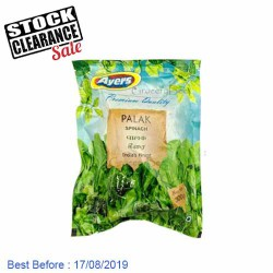 Frozen Palak Spinach Clearance Sale