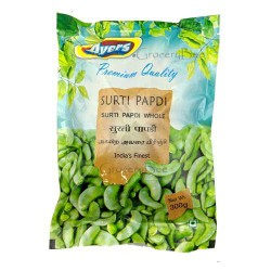 Frozen Surti Papdi Whole