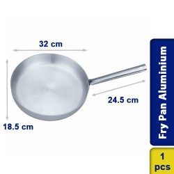 Fry Pan Smart Cooking Aluminium