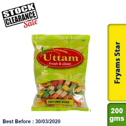 Fryams Star Uttam 200g Clearance Sale