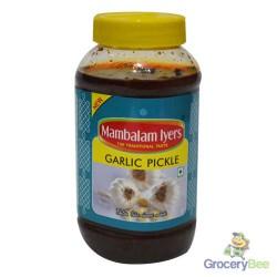 Garlic Pickle Mambalam Iyers