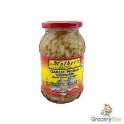 Garlic Pickle in Vinegar