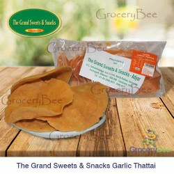 Garlic Thattai Grand Sweets