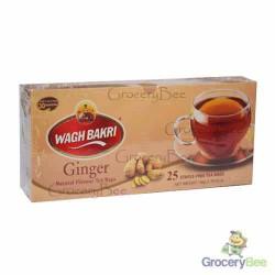 Ginger Tea Wagh Bakri