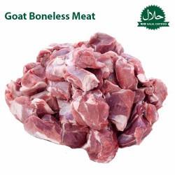 Goat Boneless Meat