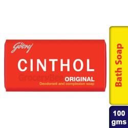 Godrej Cinthol Soap Original Deodorant and complexion