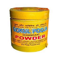 Gokul Pooja Sandal Sandalwood Powder