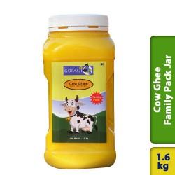 Gopalji Cow Ghee Family Pack Jar