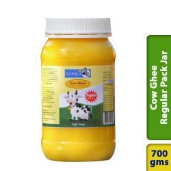 Gopalji Cow Ghee Regular Pack Jar