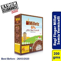 Gopuram Ragi Finger Millet Semia Vermicelli 200g Clearance Sale