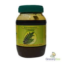 Karuveppilai / Curry Leaves Pickl