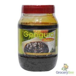Gongura Gravy Thokku