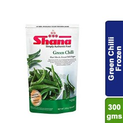 Green Chilli Frozen Shana