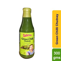 Green Chilly Chutney 300g