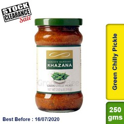 Green Chilly Pickle Sanjeev Kapoor Khazana Clearance Sale